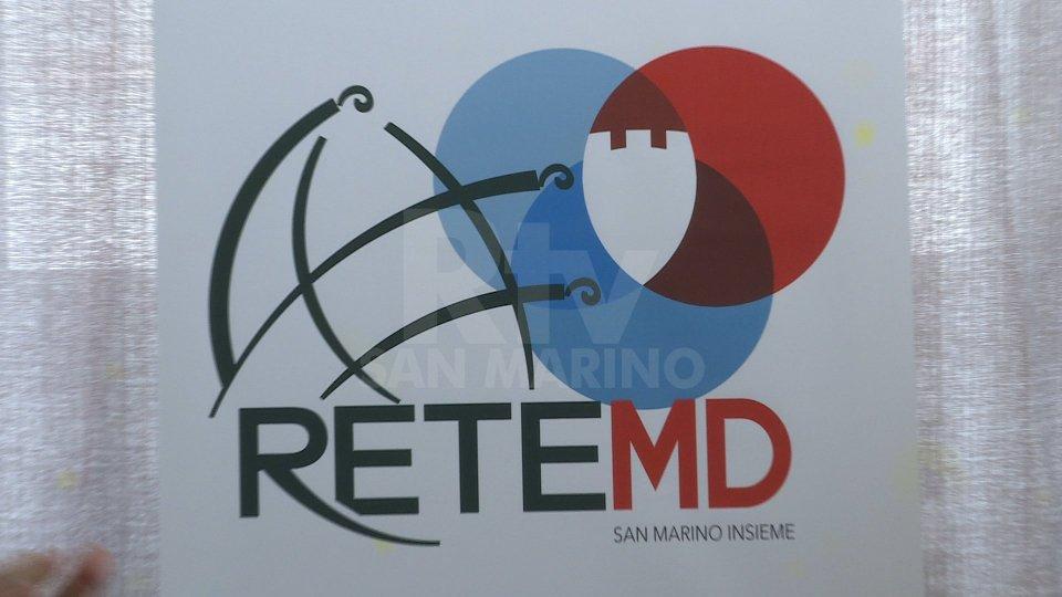 il logo ReteMdE' nata ReteMd