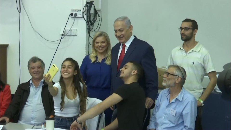 Benjamin NetanyahuLa corrispondenza di Massimo Caviglia