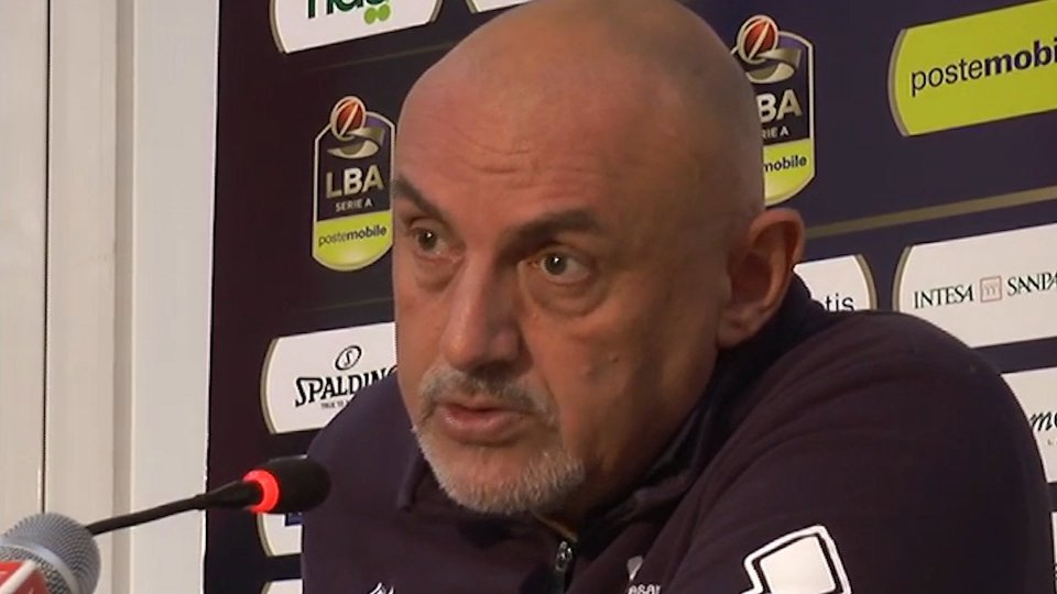 Matteo BoniciolliIl coach della Vl Pesaro