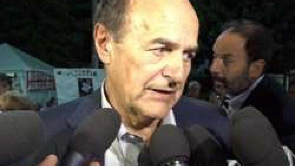 """Pier Luigi BersaniBersani su Italicum e referendum: """"Correggere il percorso, o si prende una piega pericolosa"""""""