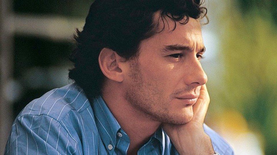 Ayrton SennaAyrton Senna
