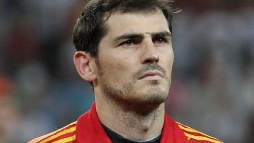 Infarto per Iker Casillas: operato, sta bene