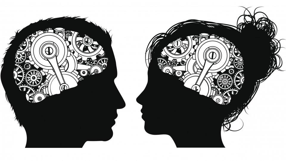 Il cervello femminile è più giovane di 3 anni