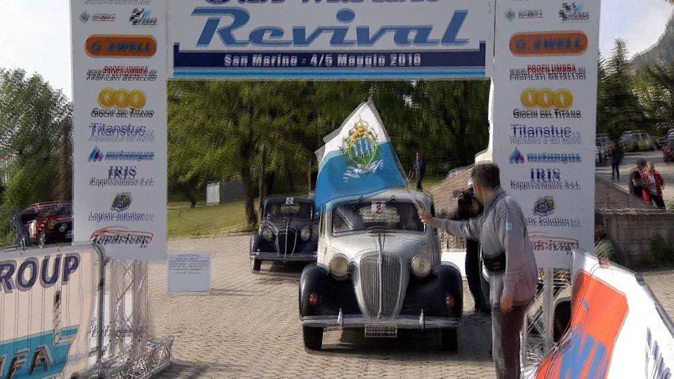 Tutto pronto per la 26° San Marino Revival