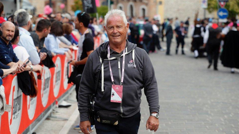 Vito Mulazzani, storico del Giro d'Italia snocciola i numeri della cronometro Riccione – San Marino