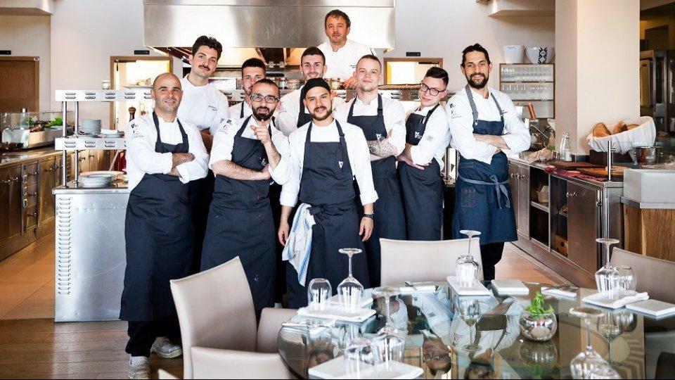 SanPa: lo chef Riccardo Agostini si mette alla guida del ristorante Vite e lancia l'idea dell'agriturismo gastronomico