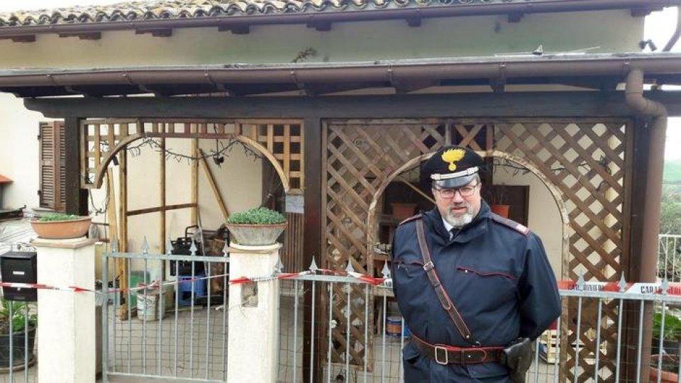 Indagini dei Carabinieri. Foto ansa