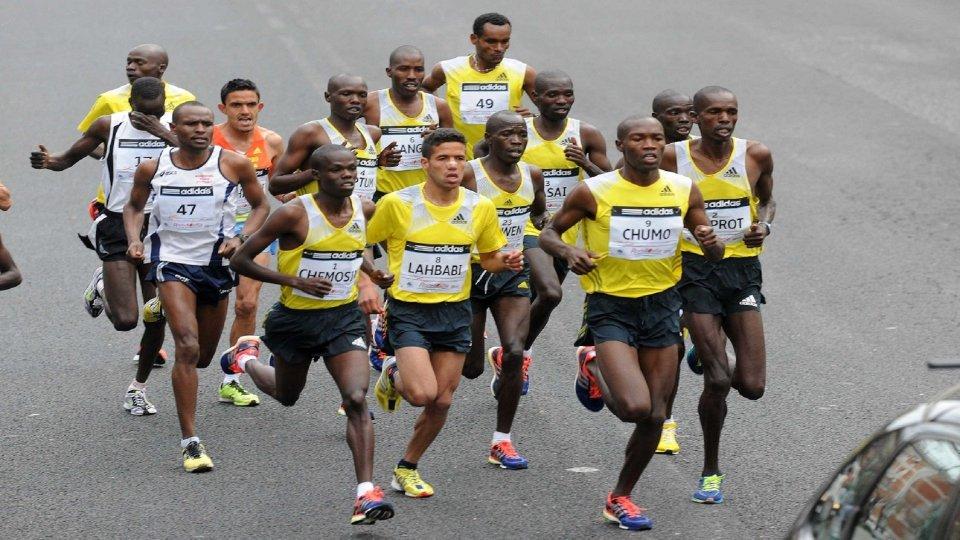 Runners di colore