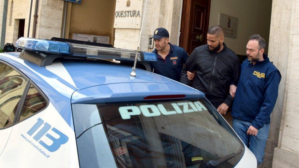 Ricercato internazionale arrestato dalla Polizia