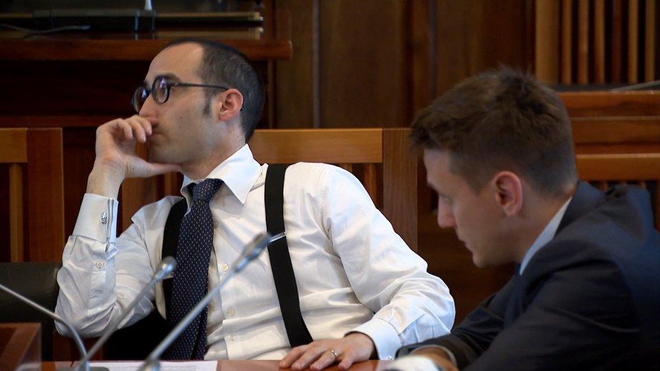 Nicola RenziI lavori in commissione Esteri