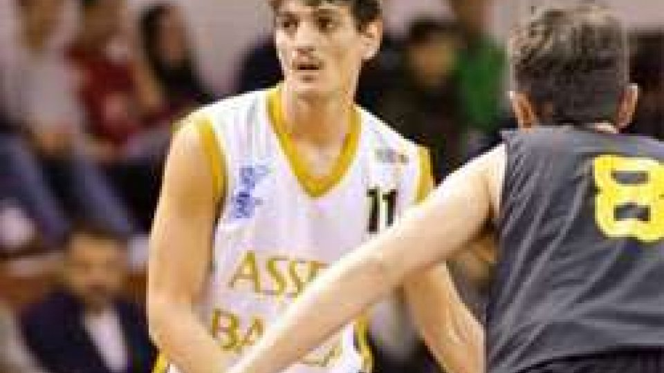 Serie C Gold: Asset Banca RSM – Tigers Forlì presentata da Fabrizio Bartolini