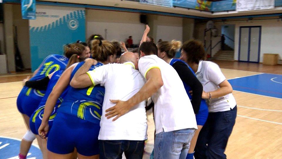 Volley Banca di San MarinoVolley: la Banca di San Marino centra la salvezza