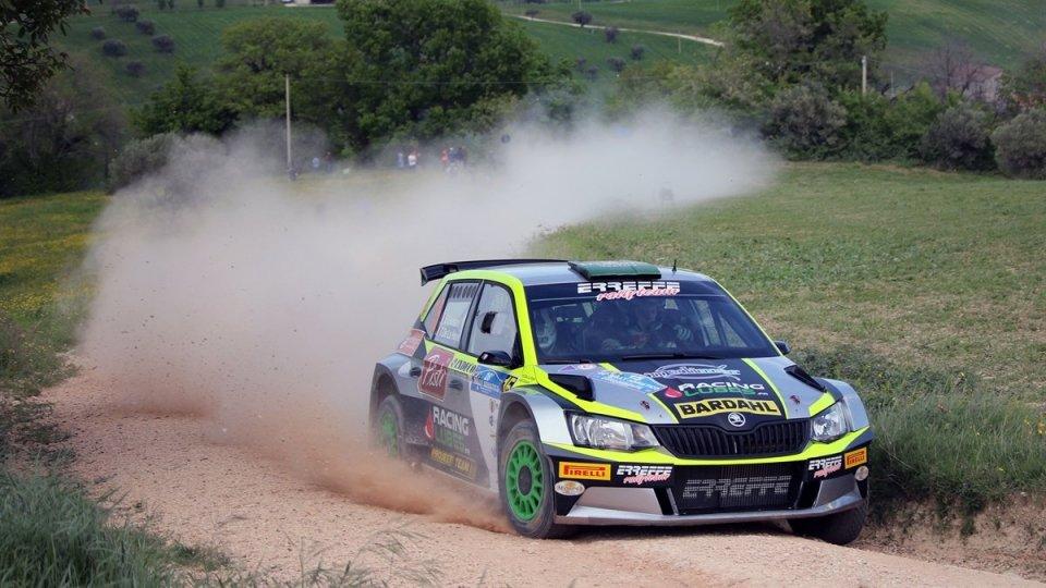 @autosportStephane Consani vince il Rally dell'Adriatico