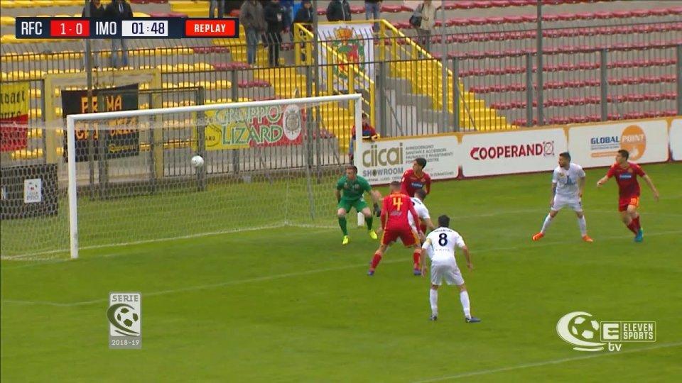 Ravenna-Imolese 3-3