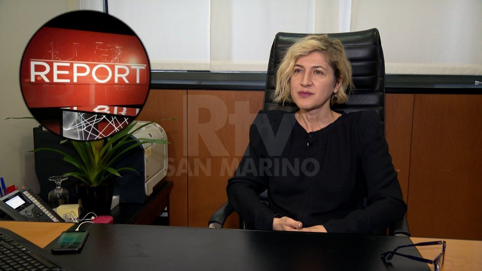 Catia Tomasetti, presidente BCSM