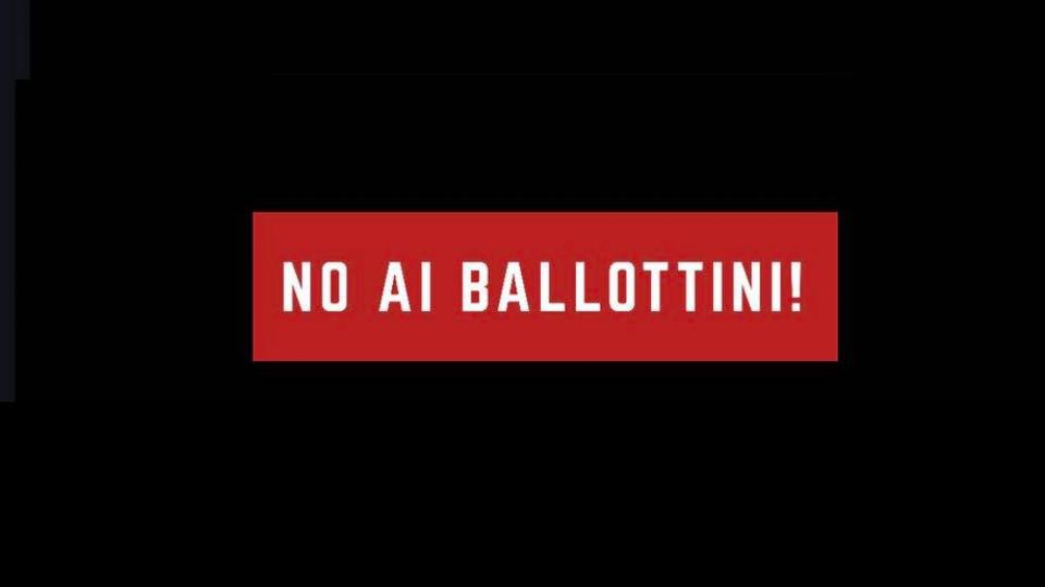 """Comitato NO ai Ballottini: """"Elezioni 2016, una chiave di lettura dei risultati e delle conseguenze politiche"""""""
