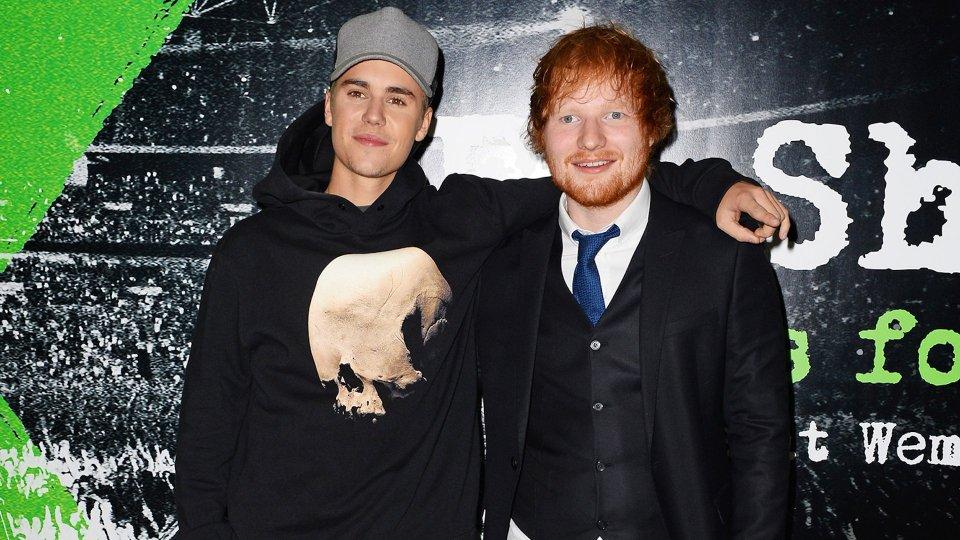 Sheeran+Bieber=I don't care