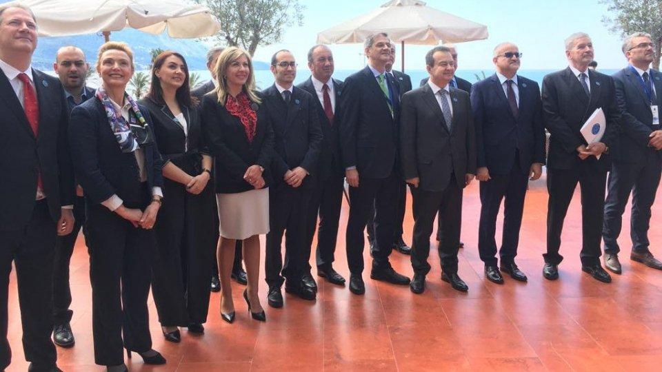 Segreteria Esteri: San Marino aderisce all'Iniziativa adriatico-ionica