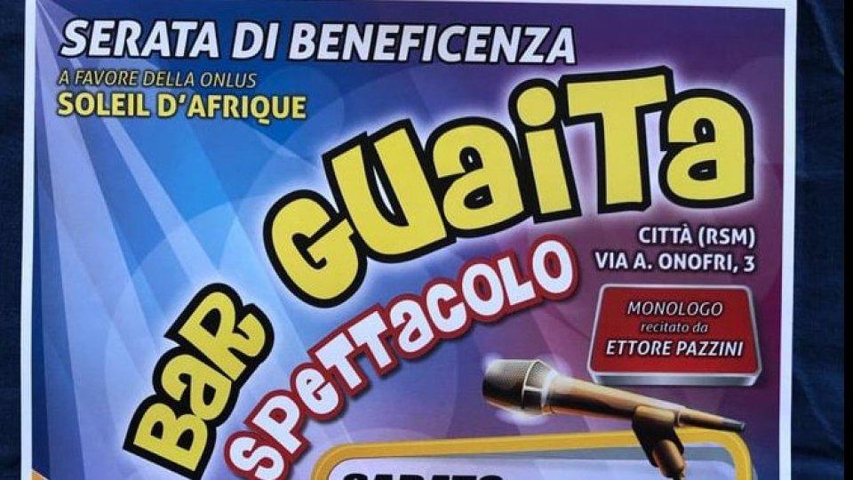 Serata di beneficenza a San Marino