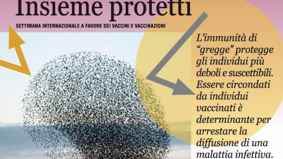 ISS: In bici da Rimini a San Marino per promuovere le vaccinazioni