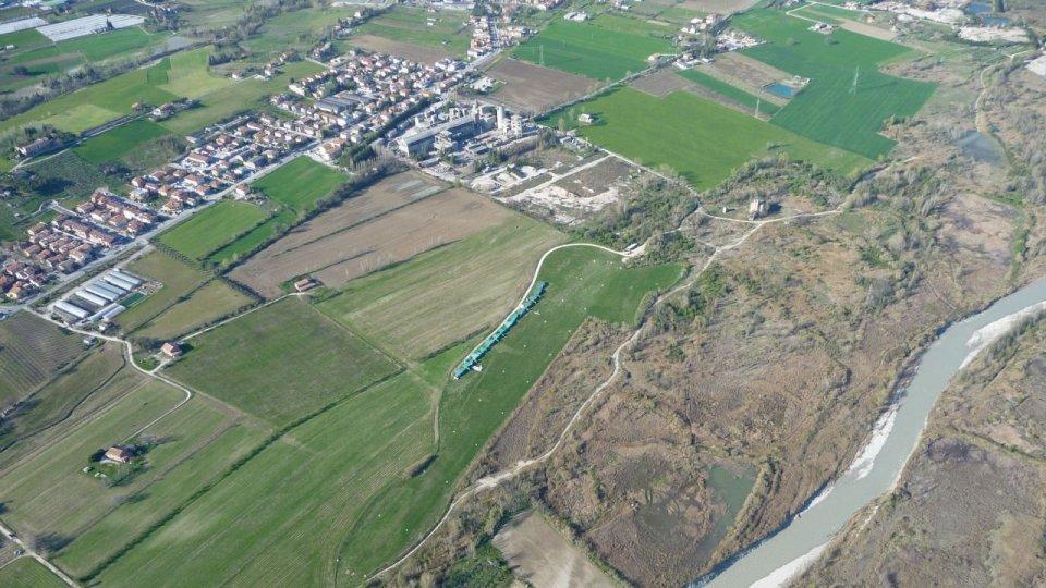 Case Nuove (Santarcangelo): potenziamento della rete idrica, possibili disagi nella notte tra il 14 e il 15 maggio