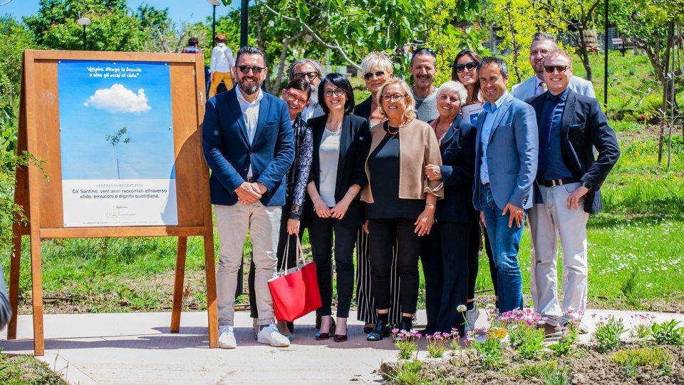 I nostri primi vent'anni  Oltre duecento persone sono arrivate a Montefiore Conca per festeggiare  Ca' Santino,   il Centro di accoglienza per disabili, eccellenza del territorio