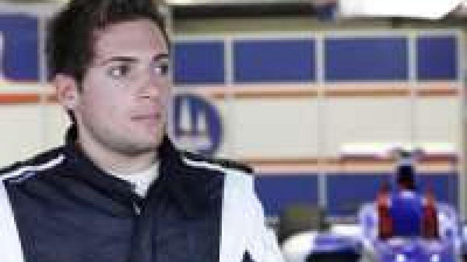 GP3, Nurburgring: Zonzini chiude 15° la prima manche.