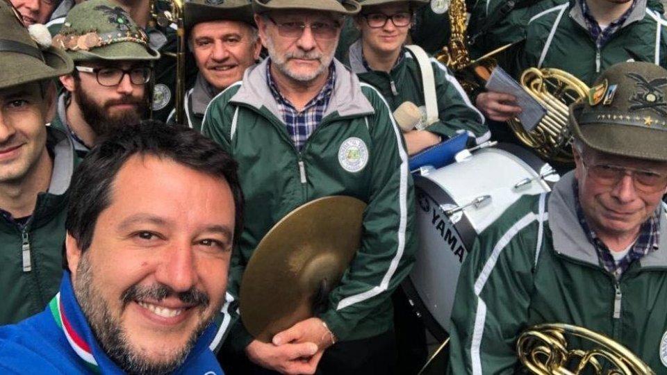 Twitter: Matteo Salvini