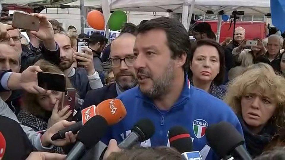 """Matteo Salvini""""Decreto sicurezza bis"""": nuove tensioni in seno al Governo italiano"""