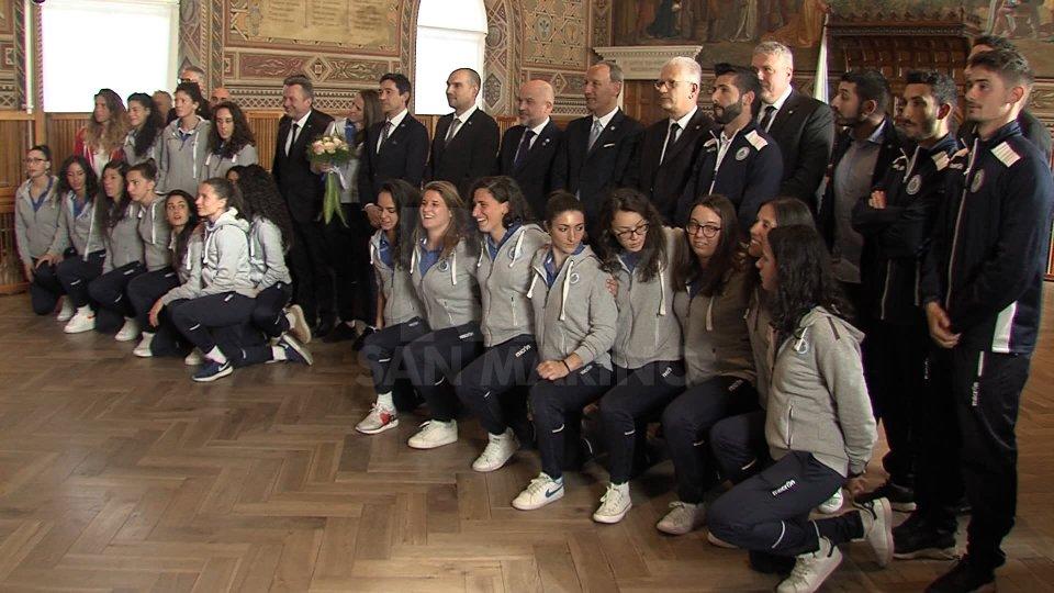 La San Marino Academy in udienza dalla Reggenza