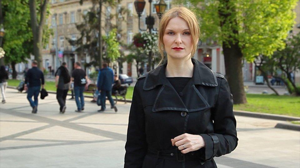 Viktoria PolischukUcraina: nel weekend si celebra la vittoria sul nazismo e la memoria delle vittime della Seconda Guerra Mondiale