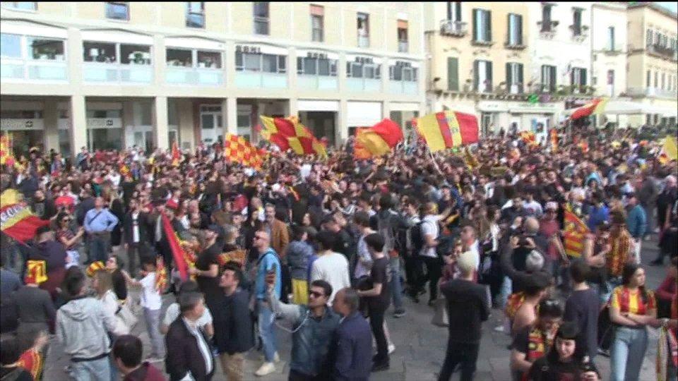 La serie A ritrova Brescia e Lecce