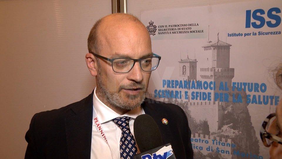 Andrea GualtieriISS al lavoro sul nuovo piano organizzativo: ampliate le collaborazioni