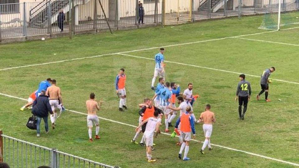Il San Marino vince e resta in serie D