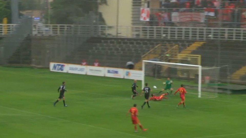 Col Vicenza basta l'1-1, il Ravenna va avanti