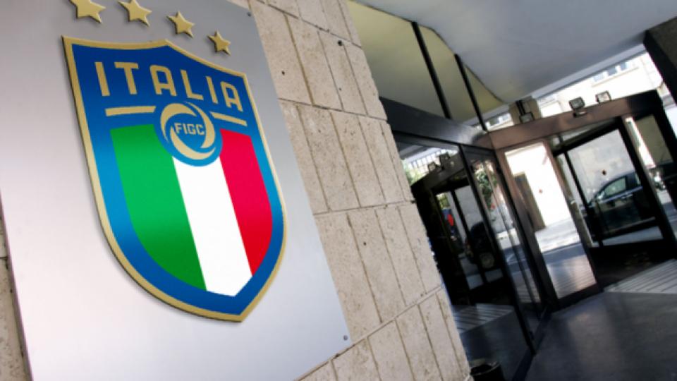Il Palermo retrocesso in serie C