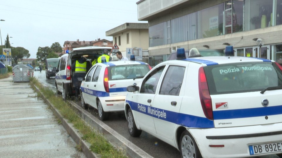 Rimini: giovane investita sulla Marecchiese