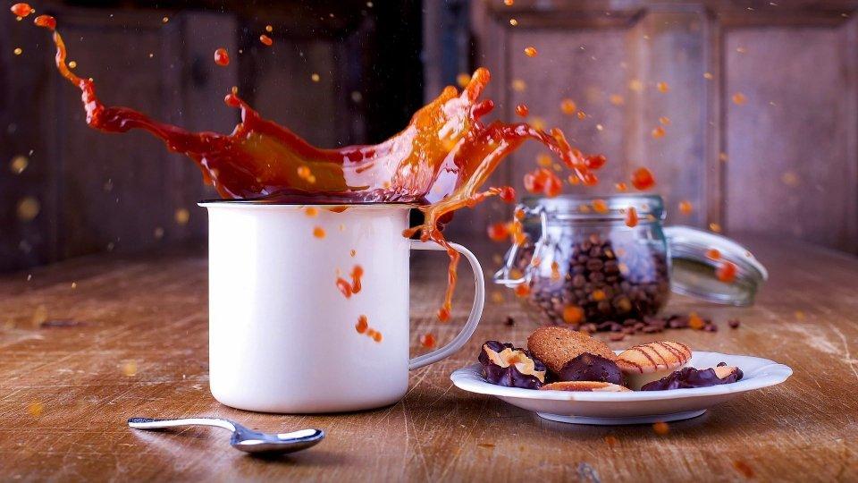 Prima colazione: meglio il te o il caffè ?