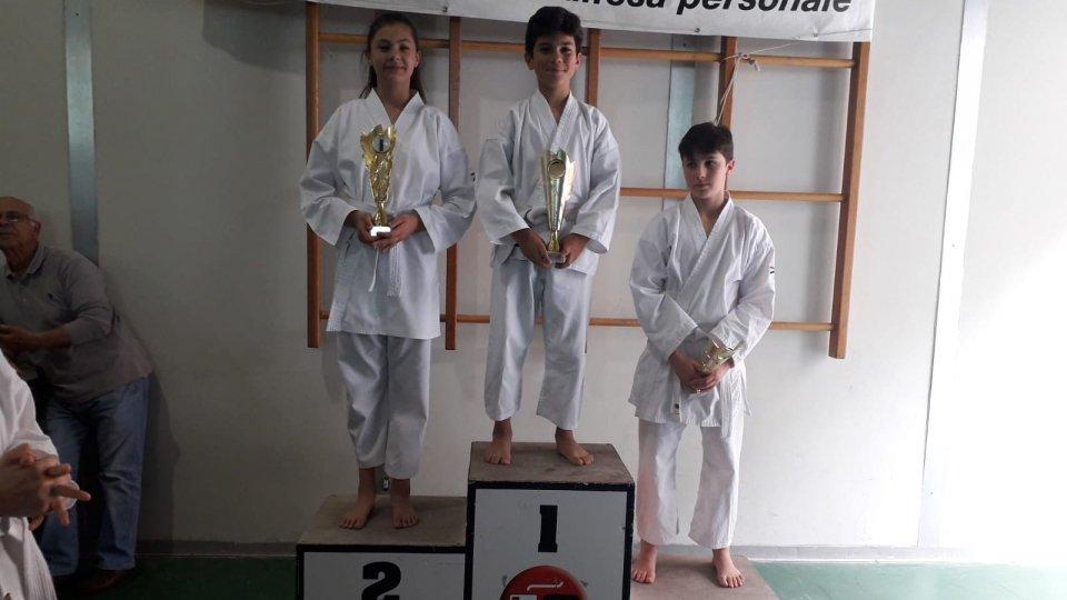 AKST: Gara di karate XX torneo amicizia