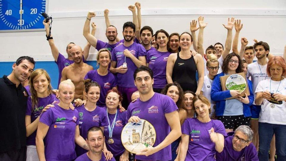 Tanta soddisfazione per la partecipatissima 14° edizione del Trofeo Master San Marino