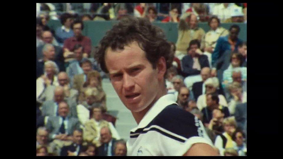 Il docu-film sul tennista Usa