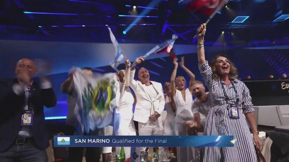 San Marino promosso alla finale dell'Eurovision Song Contest 2019