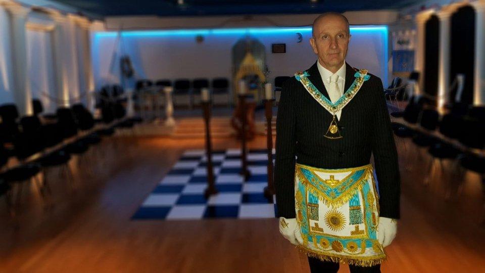 Grandi onori per la Serenissima Gran Loggia della Repubblica di San Marino