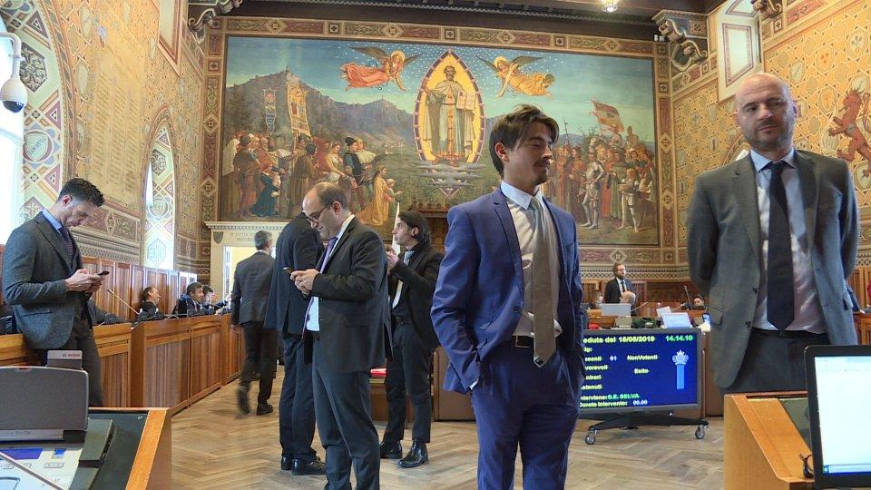"""Consiglio: RF e Renzi sotto attacco. """"Rissa"""" verbale fra Riccardi, Podeschi, Pedini Amati e Ciacci"""