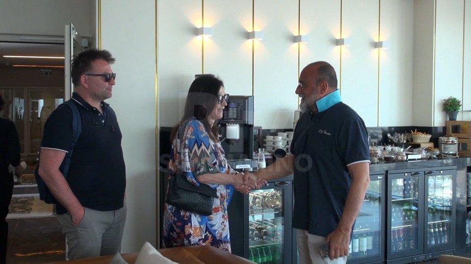 Carlo Romeo incontra Michal Servadio-Ilan con Alessandro CapicchioniSentiamo Michal Servadio-Ilan