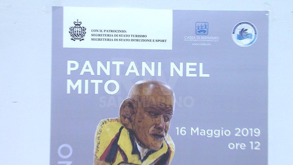"""Il manifesto della mostraI Giri in CARISP: da Pantani a """"Ninni"""""""