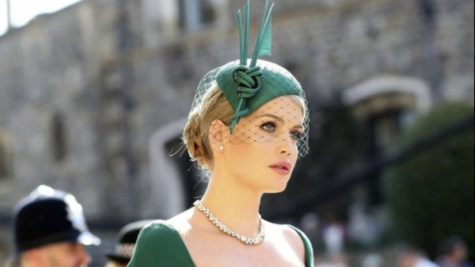 Lady Kitty Spencer, la nipote di Lady D