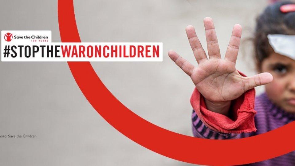 La Serie A scende in campo al fianco di Save the Children per salvare i bambini a rischio e garantire loro un futuro