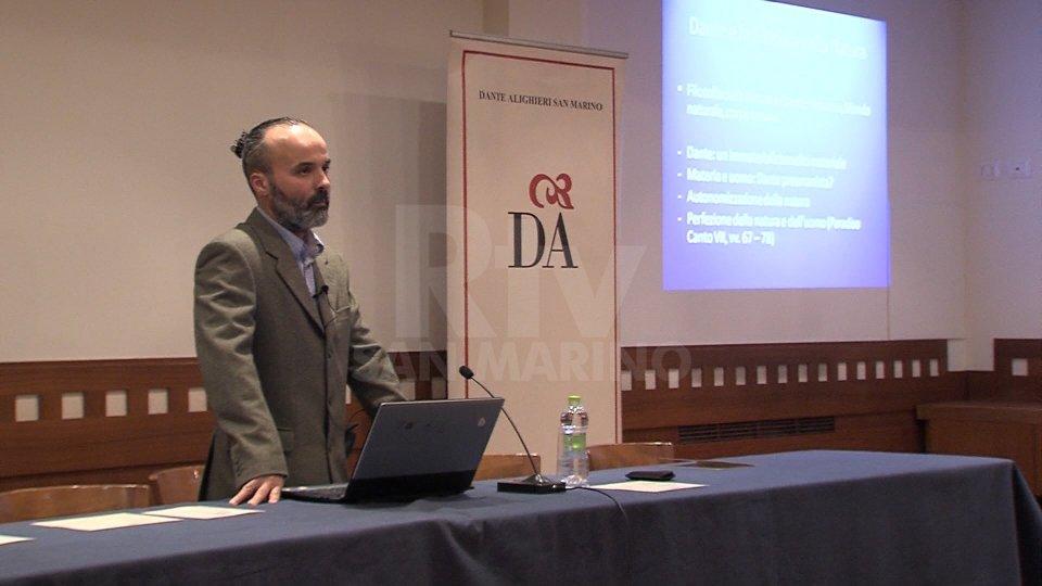Mese Dantesco: fisicità e dolore nell'indagine di Stefano Palagiano