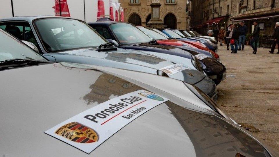 Costituzione del Porsche Club San Marino